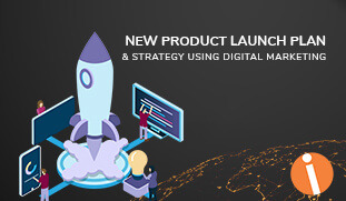 new product launch and digital marketing strategy