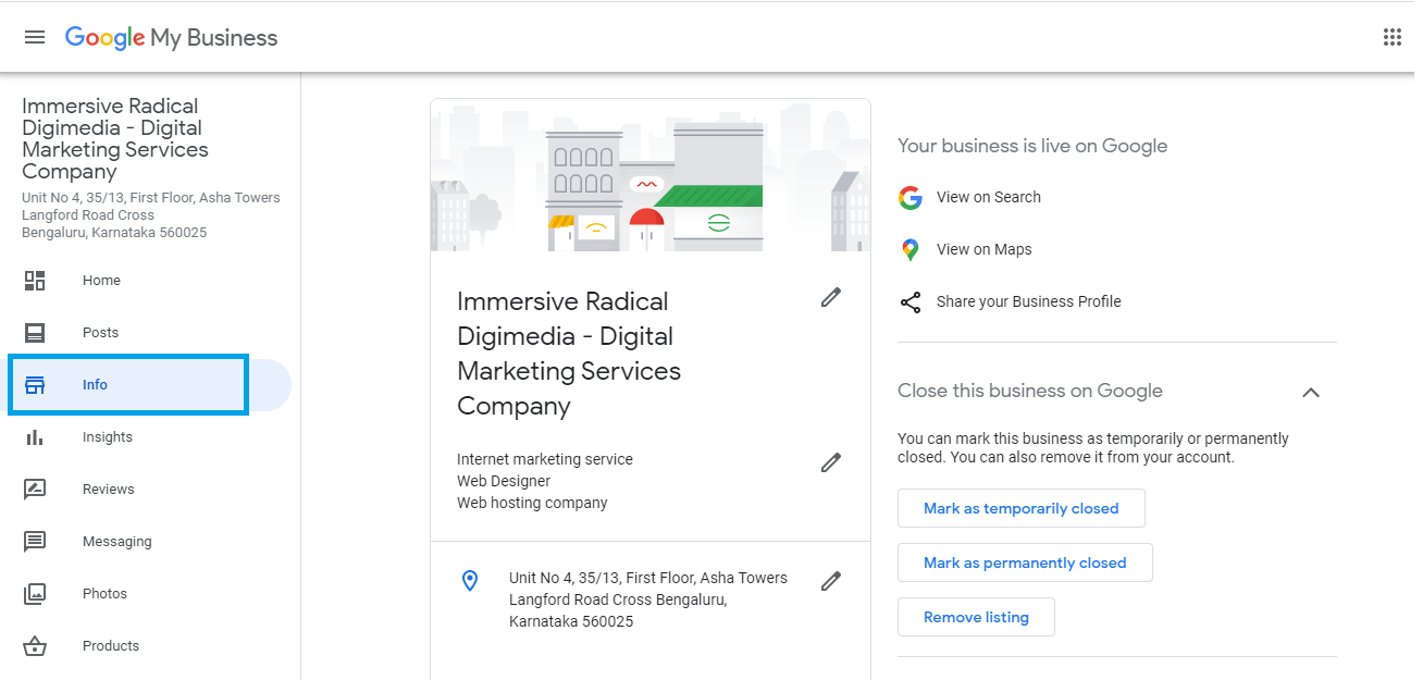 Set up Google My Business and Monitor All Important Metrics on a single Dashboard