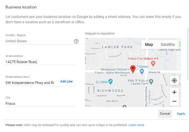 Updating-Google-My-Business-details-Rebranding-on-Google